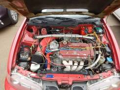 Двигатель в сборе. Honda Integra, DC2