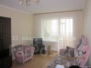 1-комнатная, улица Ульяновская 6. БАМ, агентство, 37 кв.м. Комната