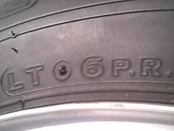 Bridgestone RD613 Steel. Летние, 2013 год, износ: 40%, 4 шт