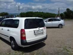 Toyota Succeed. автомат, передний, 1.5 (86 л.с.), бензин, 125 000 тыс. км