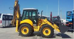 New Holland B115B. Экскаватор-погрузчик , 4 500 куб. см.