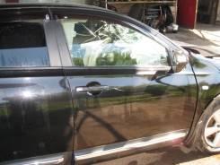 Направляющая стекла двери Nissan Qashqai