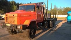 Краз 6233. Подам краз 6233-м6 лесовоз в Красноярске, 14 860 куб. см., 20 000 кг.