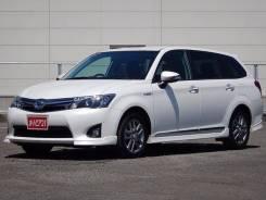 Toyota Corolla Fielder. автомат, передний, 1.5, бензин, 37 000 тыс. км, б/п. Под заказ