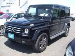 Mercedes-Benz G-Class. автомат, 4wd, 5.5, бензин, 54 000тыс. км, б/п. Под заказ