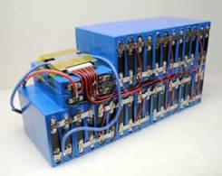 Сборка аккумулятора для электротранспорта
