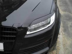 Накладка на фару. Audi Q7, 4LB Двигатели: BUG, BHK, BAR, BTR