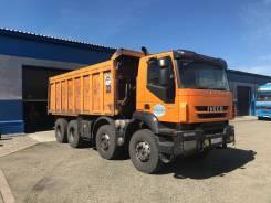 Iveco Trakker. Продам самосвал Iveco Tracer, 12 880 куб. см., 30 000 кг.