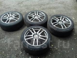 Продаю жирный комплект колес. x18 5x114.30