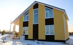 Дом 127 кв. м. по проекту - под ключ из SIP - панелей от 3,175,000 р.