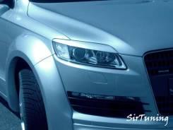 Накладка на фару. Audi Q7, 4LB Двигатели: BTR, BAR, BHK, BUG