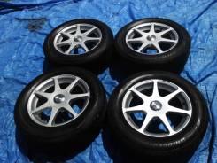 Bridgestone Ecopia EX10. Летние, 2013 год, износ: 5%, 4 шт