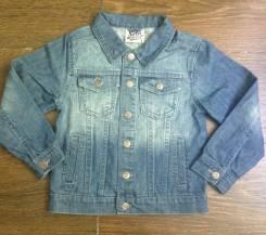 Куртки джинсовые. Рост: 140-146 см