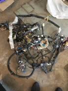 Электропроводка. Toyota Chaser, JZX100 Двигатель 1JZGTE