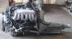 Двигатель в сборе. Toyota Crown, JZS175 Двигатель 2JZGE