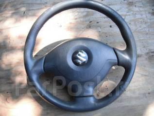 Руль. Suzuki: Kei, Wagon R Solio, Swift, Wagon R Plus, Jimny, Wagon R Wide Двигатель K6A