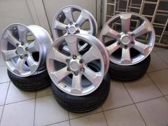 Lexus. 7.5x18, 6x139.70, ET25, ЦО 106,2мм.