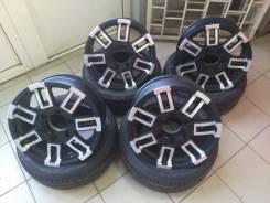 Light Sport Wheels. 7.0x16, 6x139.70, ET10, ЦО 107,1мм.