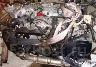 Двигатель в сборе. Subaru Legacy Двигатель EJ206