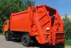 Коммаш КО-427-72. Продам мусоровоз КО-427-72 на шасси Камаз 53605-3950-19
