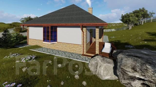 Красивый проект вашего дома от 30 000 рублей! + видео в подарок!