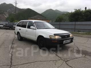 Toyota Corolla. автомат, передний, 1.5 (90 л.с.), бензин, 237 тыс. км