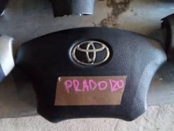 Подушка безопасности. Toyota Land Cruiser Prado, TRJ120W, TRJ120