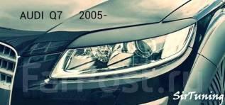 Накладка на фару. Audi Q7, 4LB Двигатели: BTR, BHK, BUG, BAR