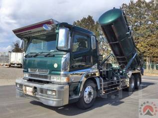 Mitsubishi Fuso Super Great. илосос 11 кубов!, 21 200 куб. см. Под заказ