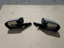 Зеркало заднего вида боковое. Mazda Premacy, CREW Двигатель LFDE