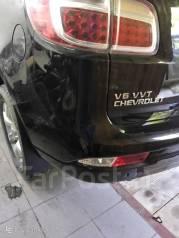 Chevrolet TrailBlazer. 31UX, LY7