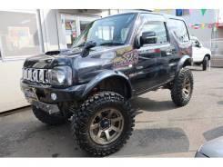 Suzuki Jimny. механика, 4wd, 0.7, бензин, 11 700 тыс. км, б/п. Под заказ