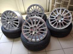 Toyota. 6.5x15, 5x114.30, ET45, ЦО 60,1мм.
