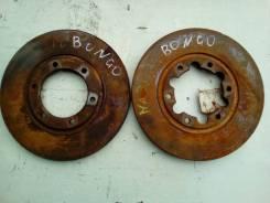 Тормозной барабан, Mazda Bongo