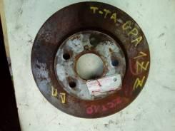 Тормозной диск передний, Toyota Celica/Caldina/WILL VS/OPA/Premio/Allion