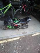 Yamaha Pocket bike. 50 куб. см., исправен, без птс, с пробегом