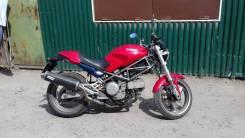 Ducati Monster 400. 400 куб. см., исправен, птс, с пробегом