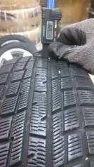 Продам отличный комплект колёс weds на зиме yokohama R14. 5.5x14 4x100.00 ET42 ЦО 73,0мм.