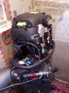 Yamaha. 50,00л.с., 4х тактный, бензин, нога L (508 мм), Год: 2013 год