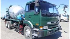 Nissan Diesel UD. Миксер Nissan diesel, 18 000 куб. см., 8,00куб. м.
