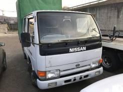 Nissan Atlas. SP8F23, TD27