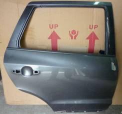 Дверь боковая. Hyundai Santa Fe, CM Двигатели: D4EBV, G6EA, G4KE, D4HB