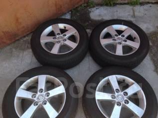 Комплект колес 195/65R15. 6.0x15 5x114.30