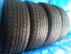 Dunlop Graspic DS1. Зимние, без шипов, 2001 год, износ: 40%, 4 шт