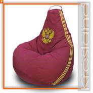 Кресло-мешок Босс МАКС Патриот