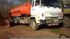 Daewoo. Продам автоцистерну 16м куб. Нержавейка, был водовозом и бензово, 10 850 куб. см., 16,00куб. м.