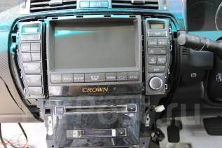 Магнитола. Toyota Crown, GRS182 Двигатель 3GRFSE