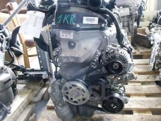 Двигатель в сборе. Toyota: Vitz, iQ, Yaris, Passo, Aygo, Belta, Roomy, Tank Двигатель 1KRFE