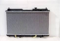 Радиатор охлаждения двигателя. Honda Rafaga Honda Inspire Honda Saber Honda Ascot Acura TL