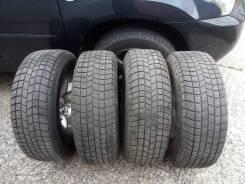 Michelin 4x4 Alpin. Всесезонные, износ: 50%, 4 шт
